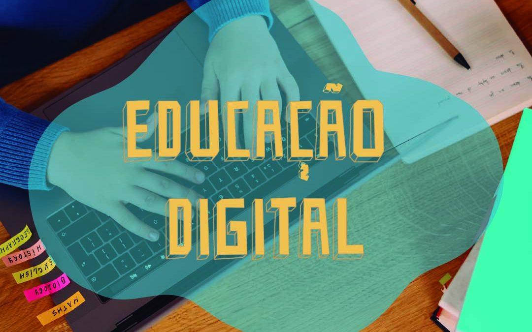 IMPORTÂNCIA DA EDUCAÇÃO DIGITAL NAS ESCOLAS
