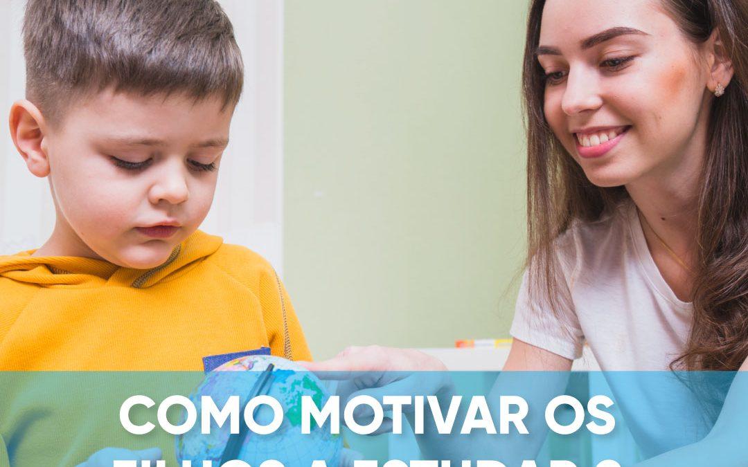 Dicas para incentivar os filhos nos estudos
